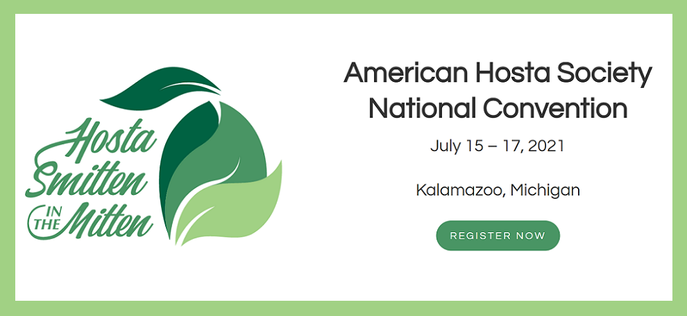 AHS National Convention in Kalamazoo, MI 2021